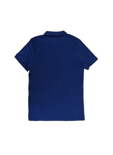 Fabrika Fabrika İndigo Erkek Polo T-Shirt İndigo